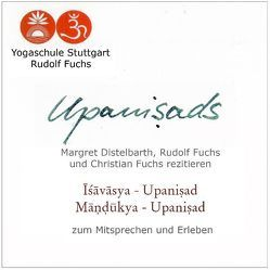 Upanishads von Distelbarth,  Margret, Fuchs,  Rudolf