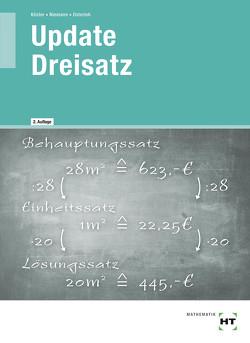 Update Dreisatz von Köster,  Detlev, Niemann,  Gabriele, Osterloh,  Rolf