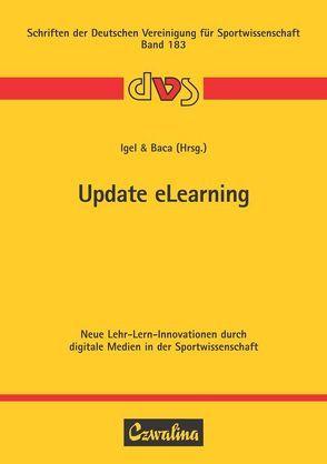 Update eLearning von Baca,  Arnold, Igel,  Christoph
