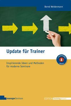 Update für Trainer von Weidenmann,  Bernd