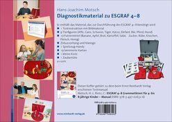 Update-Set zum Diagnostikmaterial zu ESGRAF 4–8 von Motsch,  Hans-Joachim
