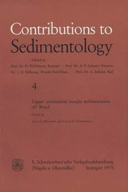 Upper Continental Margin Sedimentation of Brasil von Milliman,  John D, Summerhayes,  Colin P