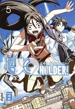 UQ Holder! 05 von Akamatsu,  Ken, Bockel,  Antje