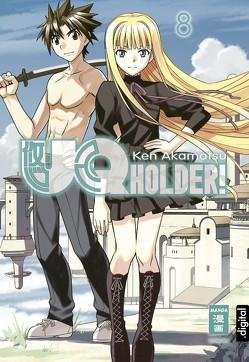 UQ Holder! 08 von Akamatsu,  Ken, Bockel,  Antje