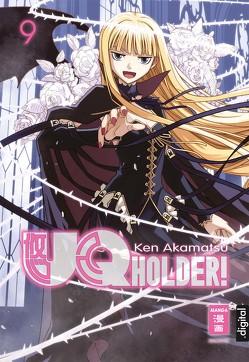 UQ Holder! 09 von Akamatsu,  Ken, Bockel,  Antje