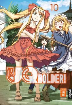 UQ Holder! 10 von Akamatsu,  Ken, Bockel,  Antje
