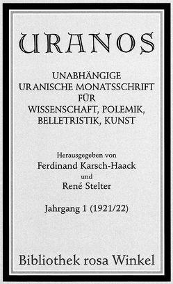 Uranos von Karsch-Haack,  Ferdinand, Schmidtke,  Sabine, Stelter,  René