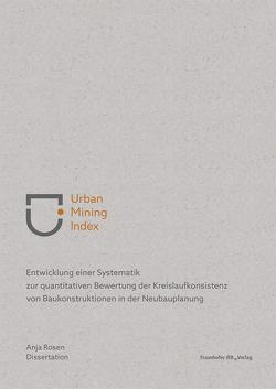 Urban Mining Index. von Rosen,  Anja