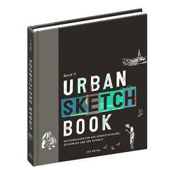 Urban Sketchbook Band II von Koch,  Sebastian
