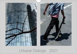 Urbane Dialoge (Wandkalender 2021 DIN A4 quer) von Hartung,  Christian