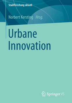 Urbane Innovation von Kersting,  Norbert