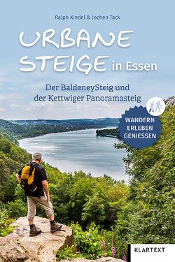 Urbane Steige in Essen von Kindel,  Ralph, Stenglein,  Frank, Tack,  Jochen