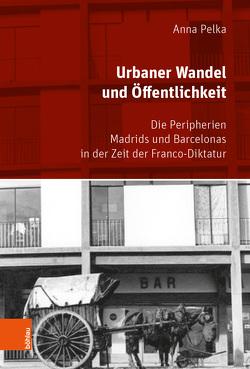 Urbaner Wandel und Öffentlichkeit von Pelka,  Anna