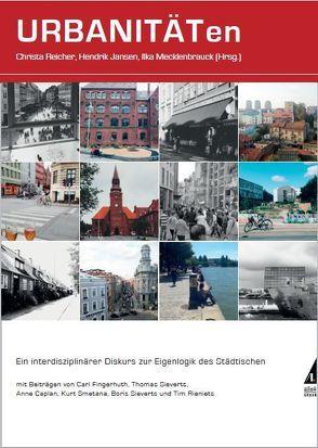 URBANITÄTen von Jansen,  Hendrik, Mecklenbrauck,  Ilka, Reicher,  Christa