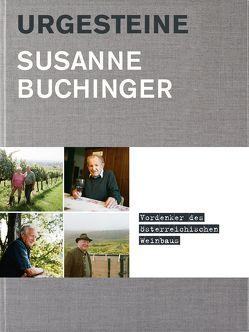 Urgesteine von Buchinger,  Susanne