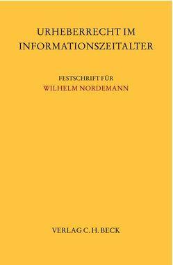 Urheberrecht im Informationszeitalter von Loewenheim,  Ulrich