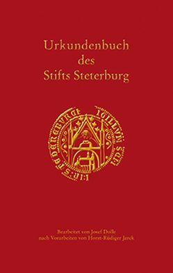 Urkundenbuch des Kanonissenstifts Steterburg von Dolle,  Josef