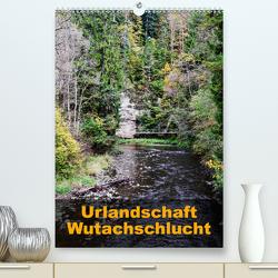 Urlandschaft Wutachschlucht (Premium, hochwertiger DIN A2 Wandkalender 2020, Kunstdruck in Hochglanz) von Hug,  Simone