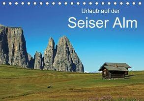 Urlaub auf der Seiser Alm (Tischkalender 2018 DIN A5 quer) von Eppele,  Klaus