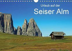 Urlaub auf der Seiser Alm (Wandkalender 2019 DIN A4 quer) von Eppele,  Klaus