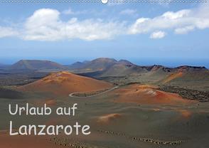 Urlaub auf Lanzarote (Wandkalender 2021 DIN A2 quer) von Eppele,  Klaus