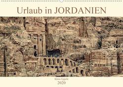 Urlaub in JORDANIEN (Wandkalender 2020 DIN A2 quer) von Eppele,  Klaus