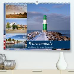 Urlaub in Warnemünde (Premium, hochwertiger DIN A2 Wandkalender 2021, Kunstdruck in Hochglanz) von Deter,  Thomas