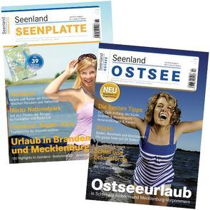 Urlaubspaket (2 in 1) Seenplatte und Ostsee von Diesing,  Florian, Tremmel,  Robert, Weiss,  Sebastian