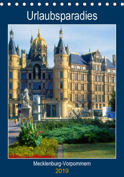Urlaubsparadies Mecklenburg-Vorpommern (Tischkalender 2019 DIN A5 hoch) von Reupert,  Lothar