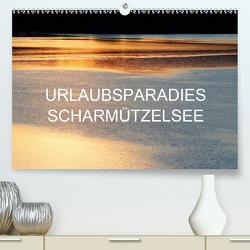 Urlaubsparadies Scharmützelsee (Premium, hochwertiger DIN A2 Wandkalender 2021, Kunstdruck in Hochglanz) von Jäger,  Anette/Thomas