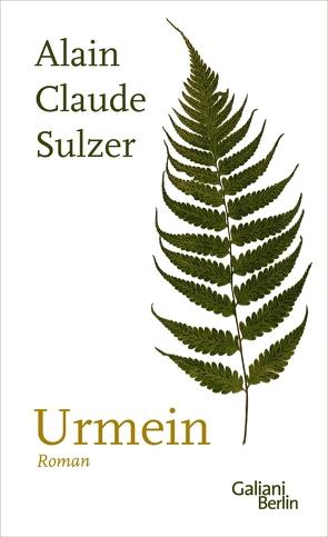 Urmein von Sulzer,  Alain Claude
