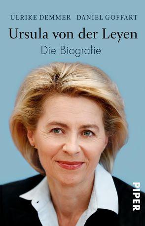Ursula von der Leyen von Demmer,  Ulrike, Goffart,  Daniel