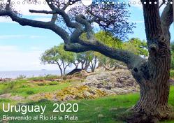Uruguay – Bienvenido al Río de la Plata (Wandkalender 2020 DIN A4 quer) von Ruhm Mannheim,  Günter