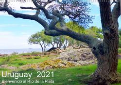 Uruguay – Bienvenido al Río de la Plata (Wandkalender 2021 DIN A2 quer) von Ruhm Mannheim,  Günter