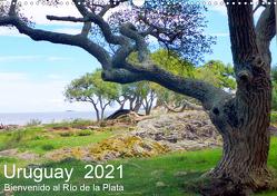 Uruguay – Bienvenido al Río de la Plata (Wandkalender 2021 DIN A3 quer) von Ruhm Mannheim,  Günter
