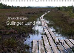 Urwüchsiges Sulinger Land (Wandkalender 2019 DIN A3 quer) von Wösten,  Heinz