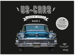US-Cars – Legenden mit Geschichte Band 2 von Kella,  Carlos, Lemke,  Peter