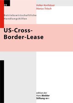 US-Cross-Border-Lease von Korthäuer,  Volker, Tritsch,  Marius