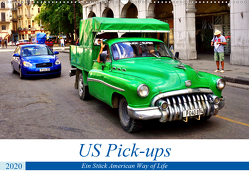 US Pick-ups – Ein Stück American Way of Life (Wandkalender 2020 DIN A2 quer) von von Loewis of Menar,  Henning