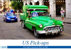 US Pick-ups – Ein Stück American Way of Life (Wandkalender 2020 DIN A4 quer) von von Loewis of Menar,  Henning