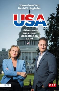 USA von Kriegleder,  David, Veit,  Hannelore