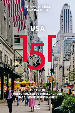 USA 151 von Blum,  Kai, Engelke,  Petrina