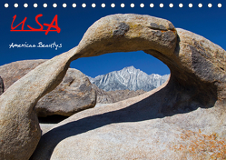 USA – American Beautys (Tischkalender 2020 DIN A5 quer) von J. Cibella,  C.