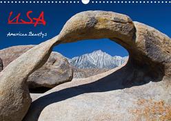 USA – American Beautys (Wandkalender 2020 DIN A3 quer) von J. Cibella,  C.