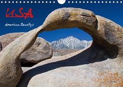 USA – American Beautys (Wandkalender 2020 DIN A4 quer) von J. Cibella,  C.
