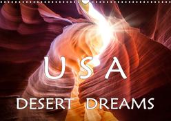 USA Desert Dreams (Wandkalender 2019 DIN A3 quer) von Jerneizig,  Oliver