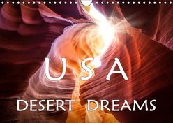USA Desert Dreams (Wandkalender 2019 DIN A4 quer) von Jerneizig,  Oliver
