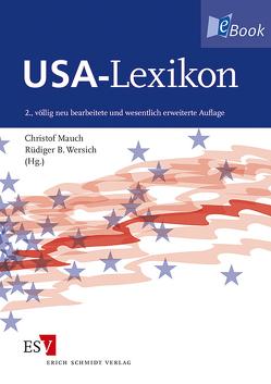 USA-Lexikon von Mauch,  Christof, Wersich,  Rüdiger B.