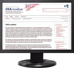 USA-Lexikon – Jahresabonnement bei Kombibezug Print und Datenbank von Mauch,  Christof, Wersich,  Rüdiger B.