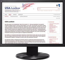USA-Lexikon – Jahresabonnement von Mauch,  Christof, Wersich,  Rüdiger B.